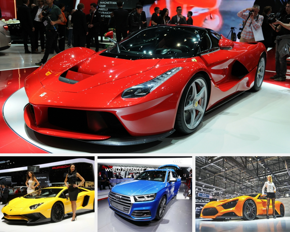 Le mondial de l automobile 2018 de paris raccourcit son of for Salon de l auto 2018