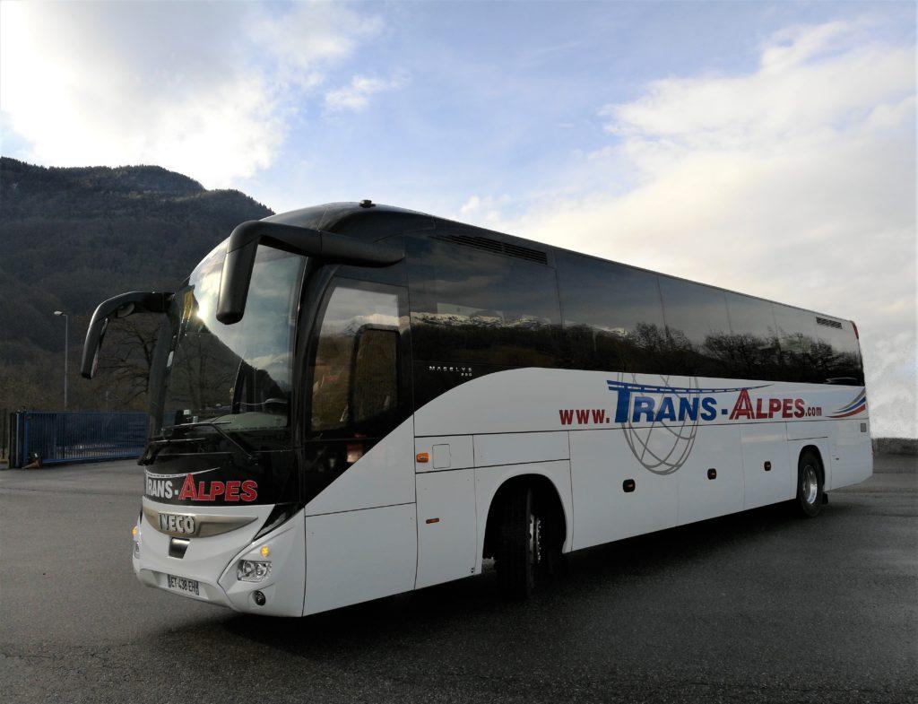 autocar grand tourisme savoie