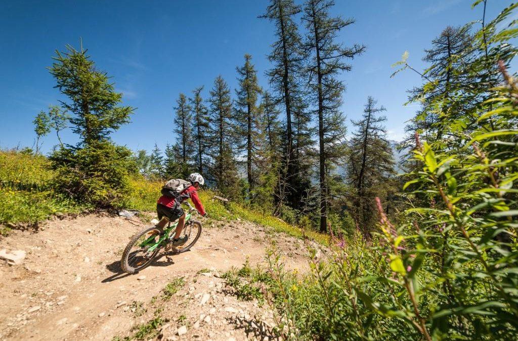 Ligne vélo : Saint Jean de Maurienne – Les Karellis