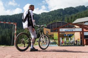 Ligne vélo - VTT les Karellis