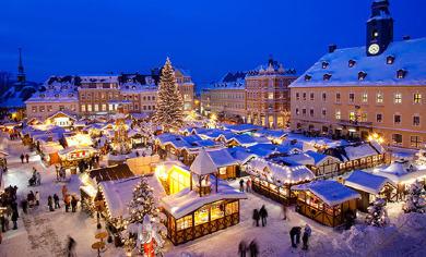 Marché de Noël à Turin