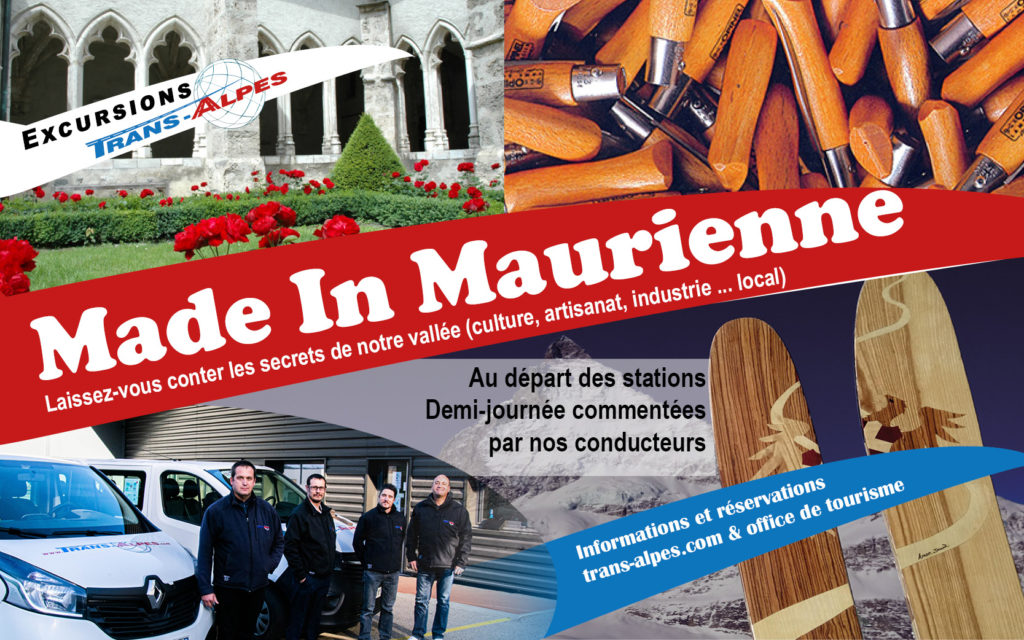 Excursions Made In Maurienne Savoie Trans-Alpes