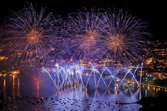 Venez célébrer la Fête du Lac d'Annecy !